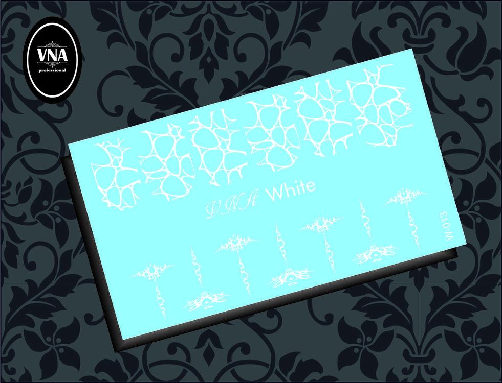 White slider: W-013