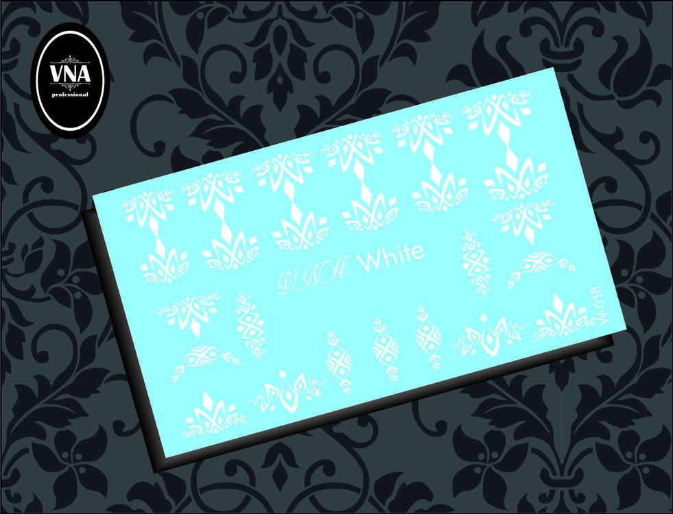 White slider: W-018