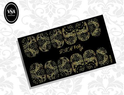 Foil gold slider: FG-004