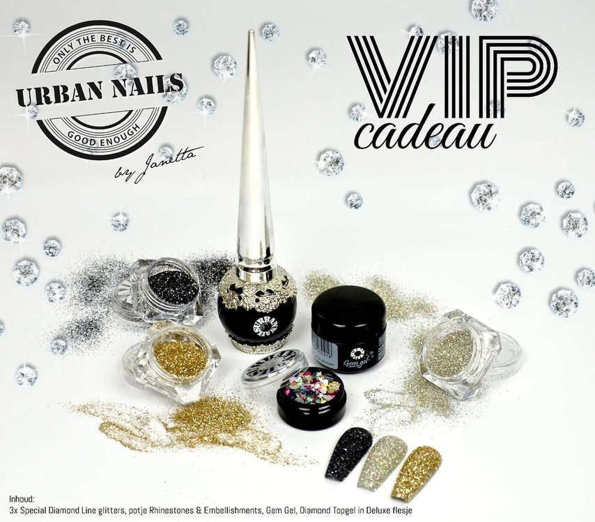 Urban Nails VIP Geschenk september 2019