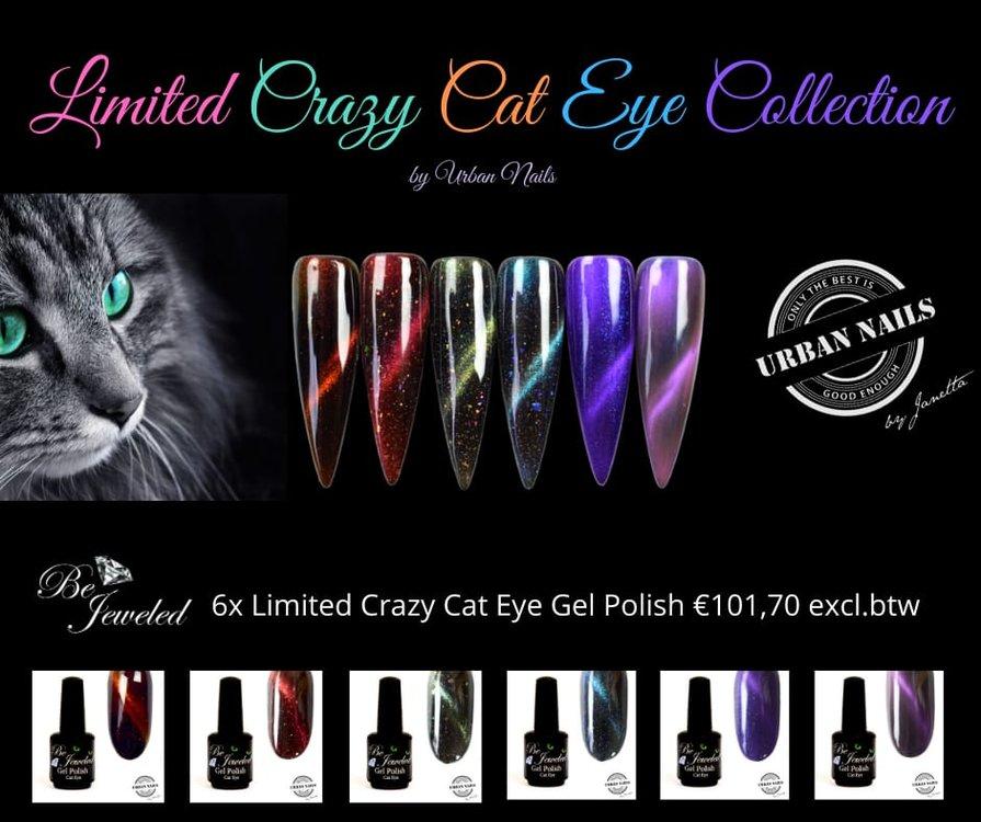 Black Friday Crazy Cateye Gelpolish Collectie