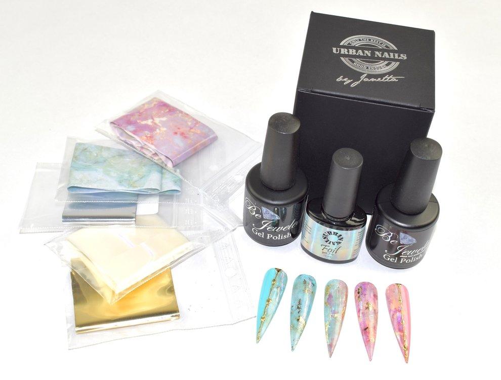 Marmer Kit Limited van Urban Nails