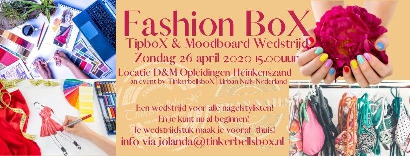 Ticket Fashion BoX Wedstrijd