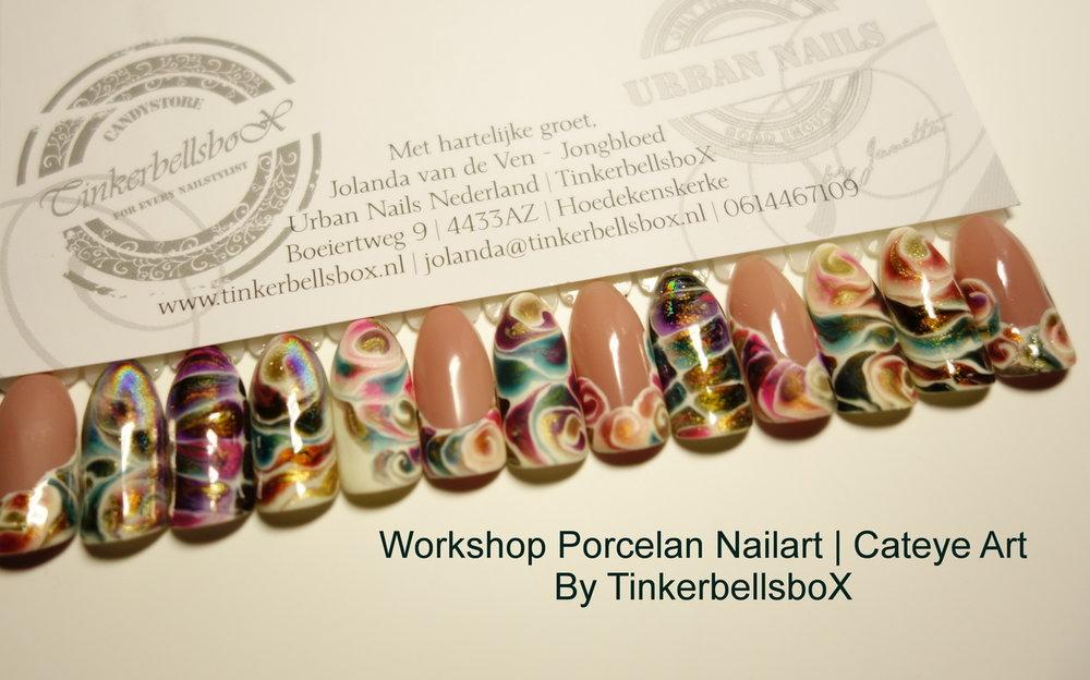 Online Workshop Porcelan