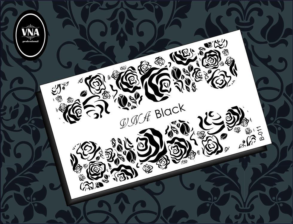 Black slider: B-011