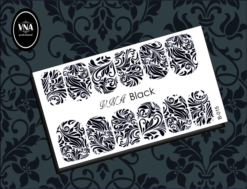 Black slider: B-015