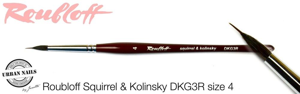 Roubloff DKG3R size 4