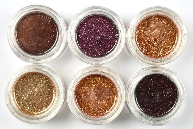 Brown - Bronze Glitter