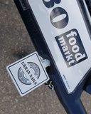 Caddy Coin | Winkelwagen muntje 10 stuks_
