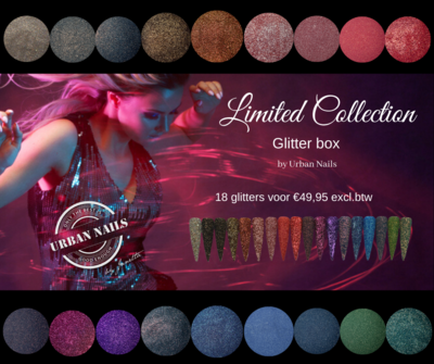 Urban Nails Limited Edition Glitterbox