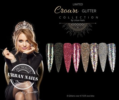 Limited Crown Collection by Urban Nails