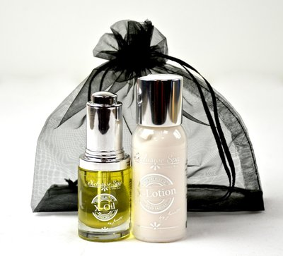 Urban Nails eXclusive Spa Gift Set Lotion & Olie