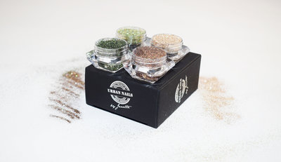 Limited Army Glitter Collection