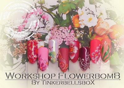 Online Workshop Flowerbomb