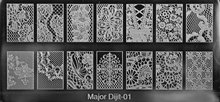 Stempelplaat Major Dijit 01